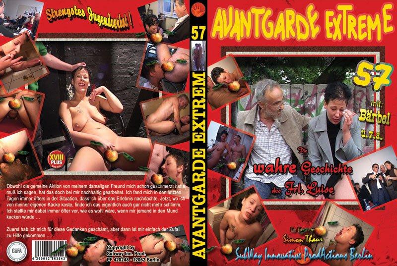 Avantgarde Extreme 57 - The true story of the Frl. Luise! (Bärbel)