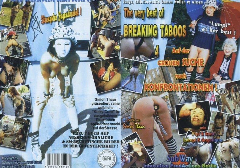 Kit Kat Club - The Very Best Of Breaking Taboos 4 - Auf der Suche nach Konfrontationen
