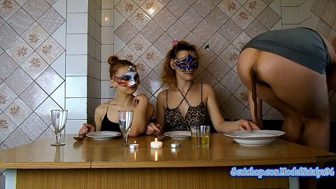 Three Girls Eating Their Own Shit Modelnatalya94 From 21 Of May